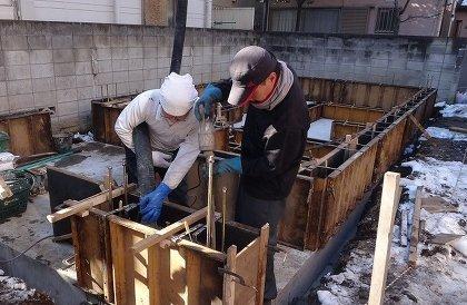 コンクリート打設工事、大事なのはその直前!