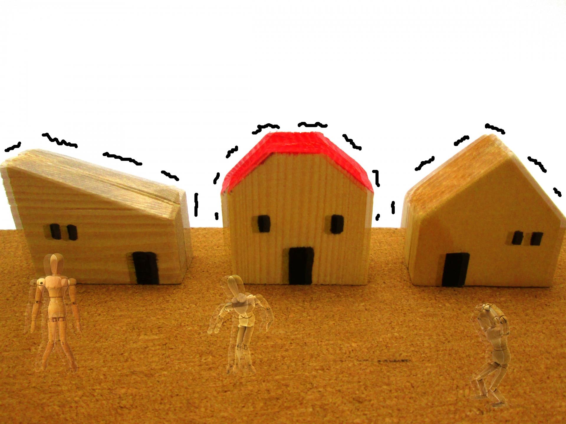 建物と地盤の複合調査で地震に備える