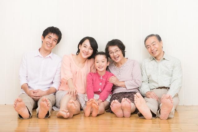 三世代家族、リフォーム